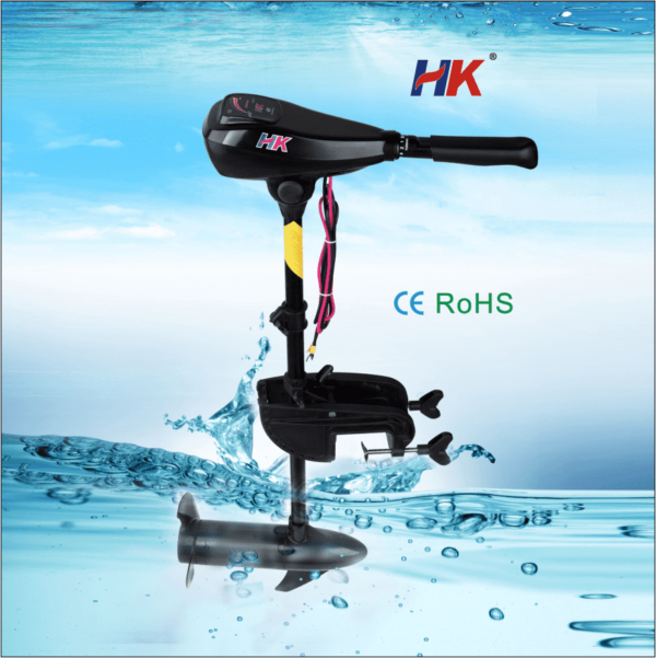electric trolling motors for boats