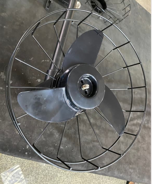 propeller safety guard